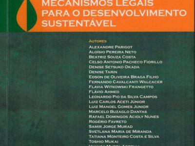 Mecanismos Legais para o Desenvolvimento Sustentável