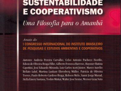 Sustentabilidade e Cooperativismo.