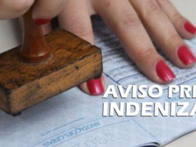 TST – Aviso prévio indenizado está livre da incidência de contribuição previdenciária