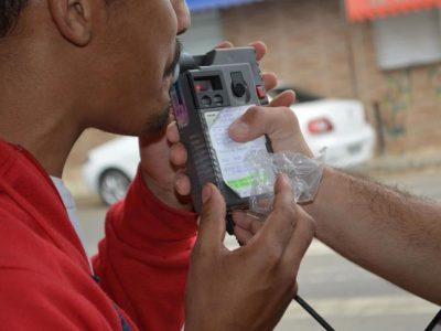 Empresas Liberadas a usar bafômetro em empregados.