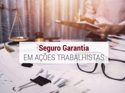 TST – Empresa poderá substituir depósito recursal por seguro garantia judicial