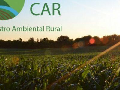 MP que reabre inscrições no Cadastro Ambiental Rural é aprovada