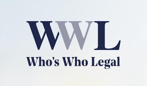 Prof. Aceti, pelo terceiro ano consecutivo, está relacionado na lista dos renomados profissionais da WHO's WHO LEGAL.