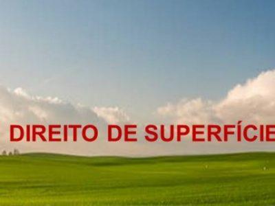 Direito de Superfície