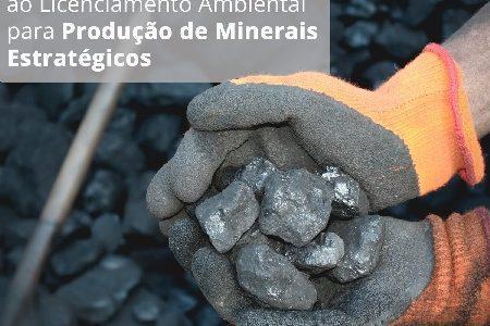 Política de Apoio ao Licenciamento Ambiental de Projetos de Investimentos para a Produção de Minerais Estratégicos – Pró-Minerais Estratégicos.