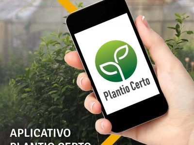 Produtor Rural, você já ouviu falar no aplicativo móvel Plantio Certo?